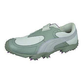 Puma PG SL dames golf schoenen/sneakers-wit