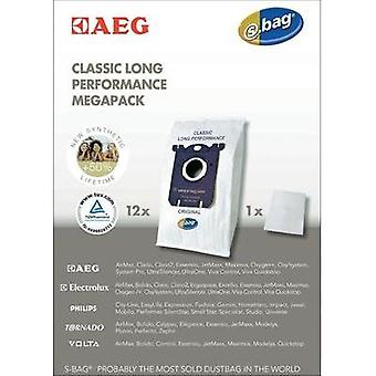Vaccum cleaner bag multi-pack AEG Electrolux GR201M Megapack 12 pc(s)
