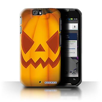 STUFF4 Case/Cover for Motorola IronRock/XT626/Evil/Halloween Pumpkin