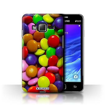 STUFF4 Case/Cover for Samsung Z1/Z130/Smarties/Sweets & Candy
