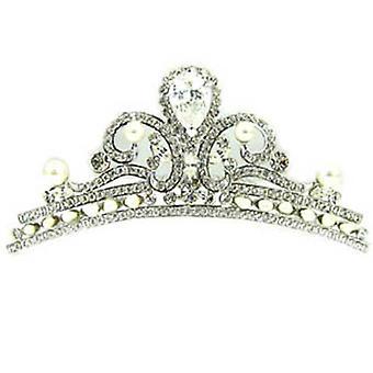 Swarovski victorienne perle Tiara