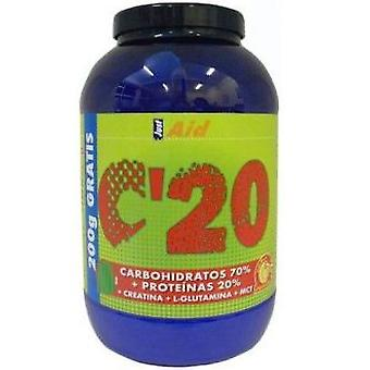 Just Aid C-20 Choco (Sport , Carbohydrates , Proteins)