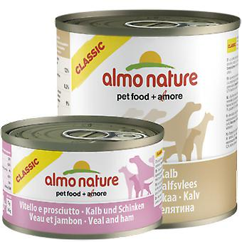 Almo Nature Classic Beef (Dogs , Dog Food , Wet Food)
