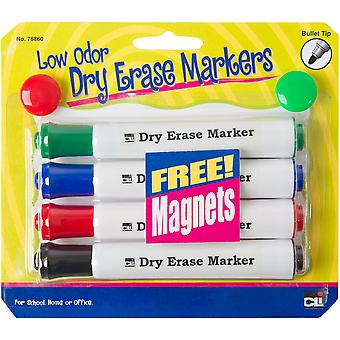 Dry Erase Markers-Assorted 76860ST