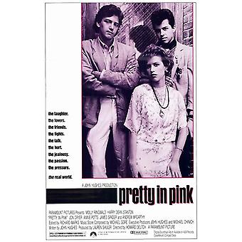 Pretty in Pink Movie Poster (11 x 17)