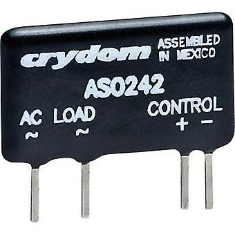 Crydom ASO242R Solid State Mini SIP PCB Load Relay