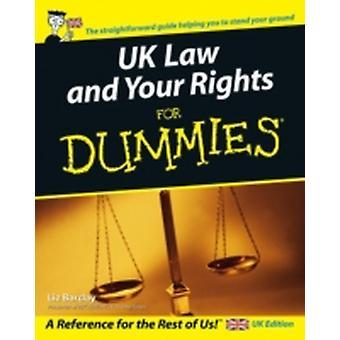 قانون المملكة المتحدة والحقوق الخاصة بك للحصول على الدمى ليز & باركلي