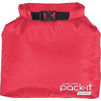 Eagle Creek Pack-It Sport Roll Top Sac (Fuchsia/sort)