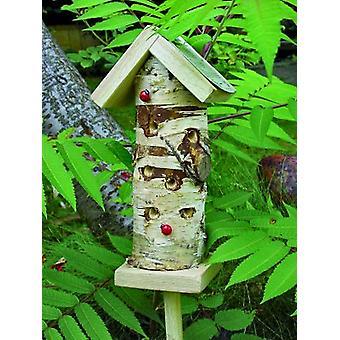 Ladybird Tower Habitat 28.5x14x10cm
