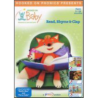 Hooked på Baby-Bathtime [DVD] USA import