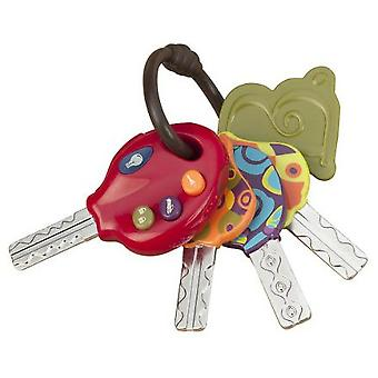 B. LucKeys key fob (Toys , Educative And Creative , Electronics)