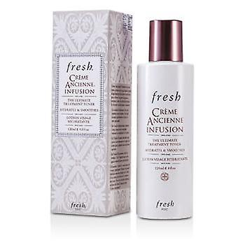 Infusión de Ancienne de crema fresca - 120ml / 4oz