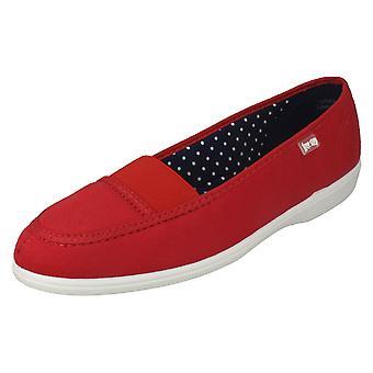 Las señoras Freestep Casual zapatos de parche
