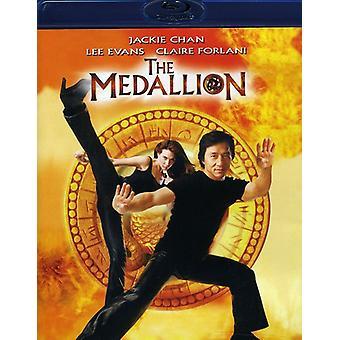 The Medallion [Blu-ray] [BLU-RAY] USA import