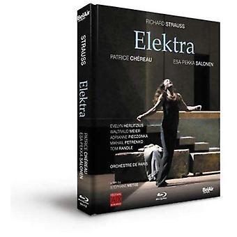 Elektra [BLU-RAY] USA importerer