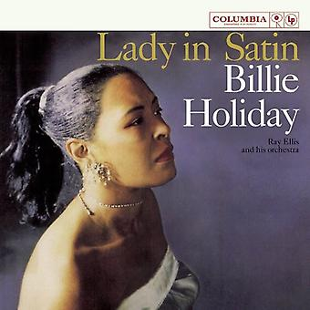 Billie Holiday - Lady i Satin [CD] USA import