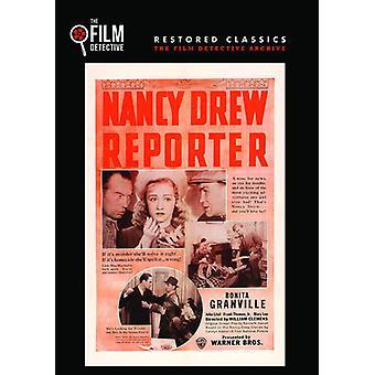 Nancy Drew Reporter [DVD] USA import