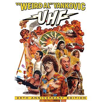 UHF : 25th Anniversary Edition [DVD] USA import