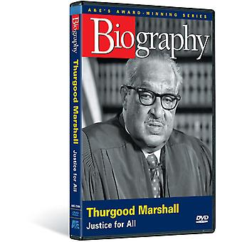 Thurgood Marshal [DVD] USA import
