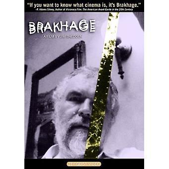 Brakhage [DVD] USA importerer