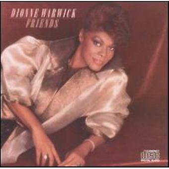 Dionne Warwick - venner [CD] USA import