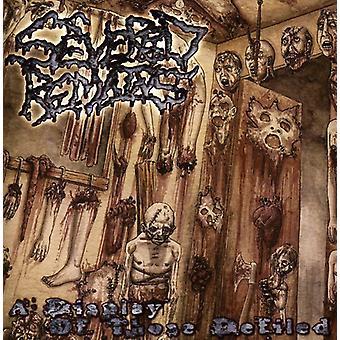 Afhuggede Remains - visningen af dem, vanhelligede [CD] USA import