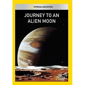 Journey to an Alien Moon [DVD] USA import