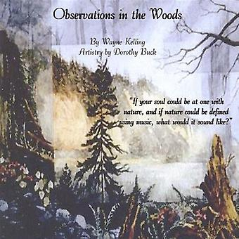 Wayne Kelling - Observations in the Woods [CD] USA import