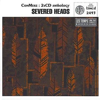 Afhuggede hoveder - Com Merz [CD] USA import