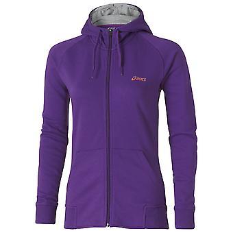 Asics Women Knit Full Zip Hoodie Pullover - 122867-0276