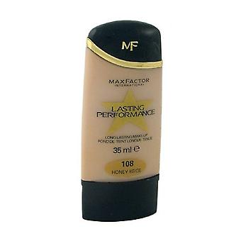 Max Factor Max Factor varig ytelse Make-Up-honning Beige 108