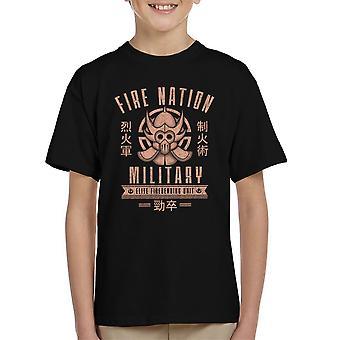 Fire Is Fierce The Legend Of Korra Kid's T-Shirt