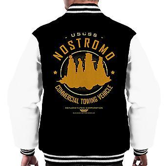 USCSS Nostromo Starfreighter fremmede menn Varsity jakke
