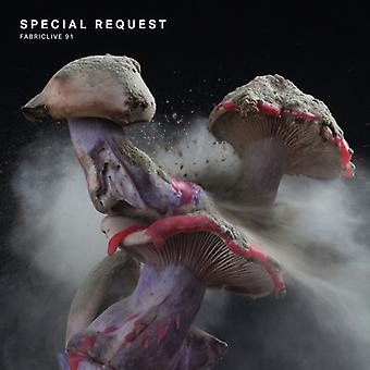 Special Request - Fabriclive 91 [CD] USA import