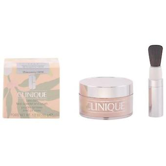 Clinique Blended Face Powder & Brush 03 Transparency 35 gr