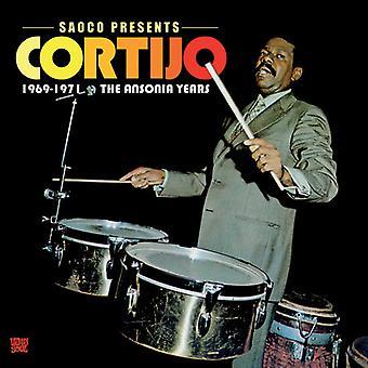 Cortijo - Ansonia år: 1969-1971 [CD] USA import