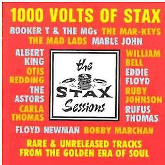 1000 Volts of Stax - 1000 Volts of Stax [CD] USA import
