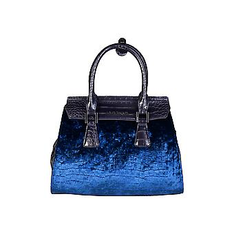 Laura Handbags Women Blue