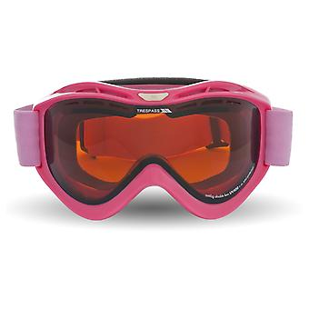 Trespass Adults Unisex Inti Double Lens Snowsports Goggles