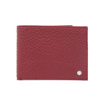 Orciani men SU0041RED red leather wallets