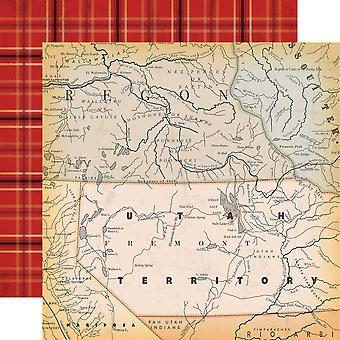 Cowboy Country Double-Sided Cardstock 12