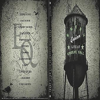 Emory Quinn - Live på Gruene hallen [CD] USA import