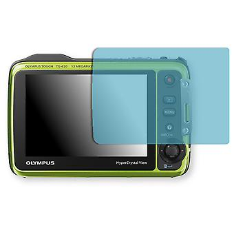 Olympus TG-620 screen protector - Golebo view protective film protective film