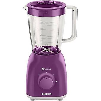 Blender Philips HR2105/60 400 W Purple