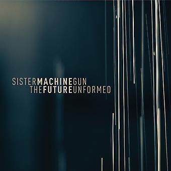 Sister Machine Gun - Future Unformed [CD] USA import