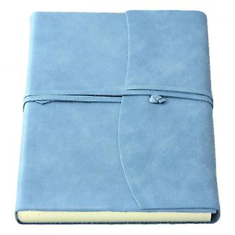 Coles Pen Company Amalfi Large Plain Journal - Blue