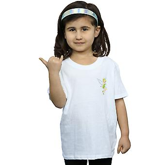 Disney Girls Tinkerbell Chest T-Shirt