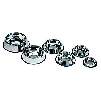 Freedog Antiskid Stainless Feeder (Dogs , Bowls, Feeders & Water Dispensers)