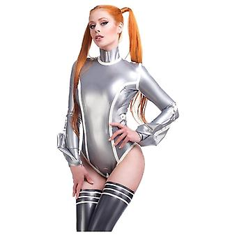 Westward Bound Cordelia Latex Rubber Leotard
