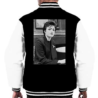 Siouxsie And The Banshees Side Profile 1977 Men's Varsity Jacket
